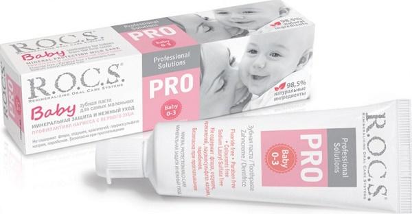ROCS – PRO Baby для самых маленьких
