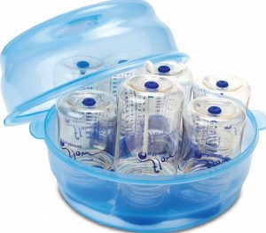 стерилизация бутылочек для профилактики молочницы
