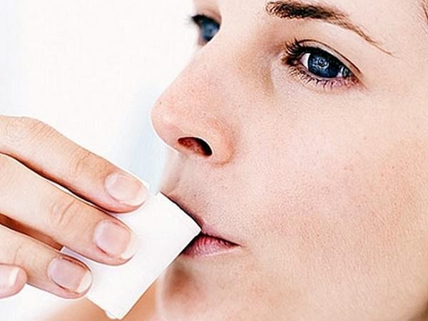 как приготовить солевый раствор для полоскания рта