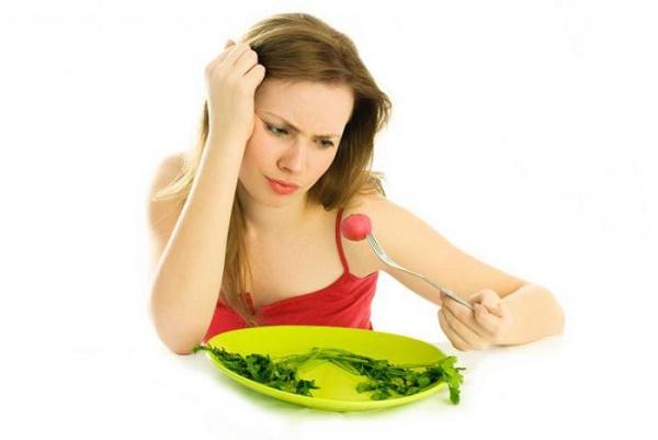 к чему приводят строгие диеты