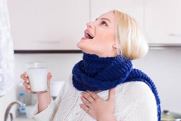 как правильно полоскать горло содой