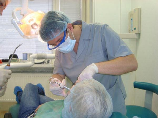 как делается мандибулярная анестезия