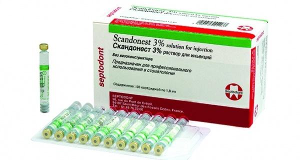препарат Скандонест