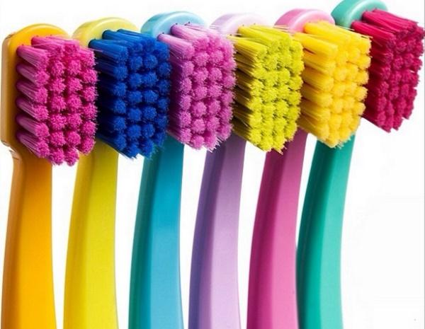 зубная щетка для детей от 5 лет