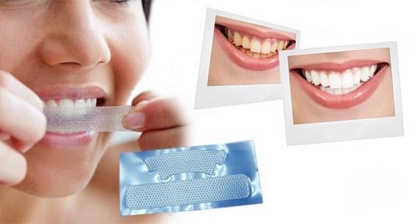 можно ди добиться длительного отбеливающего эфффекта от зубных полосок