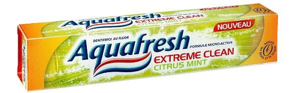 эффективность использование зубной пасты зубная Aquafresh