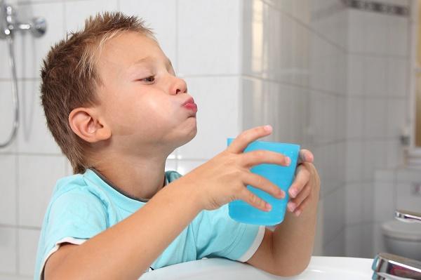 полоскание рта, рекомендации по лечению