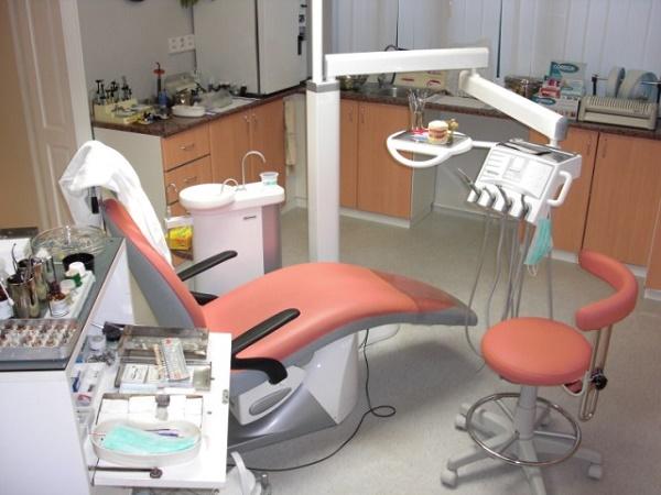 современный кабинет стоматолога