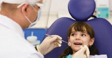 с какого возраста можно проводить фторирование зубов у детей