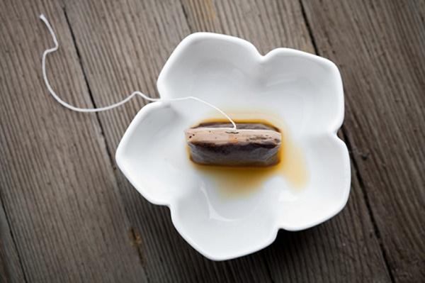 использование чайного пакетика при кровотечении после экстракции
