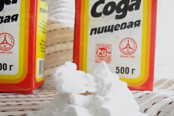 как приготовить мазь из пищевой соды для десен