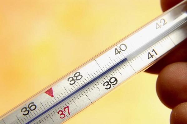 повышение температы тела как симптом