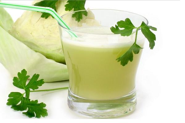 чем поможет капустный сок при стоматите
