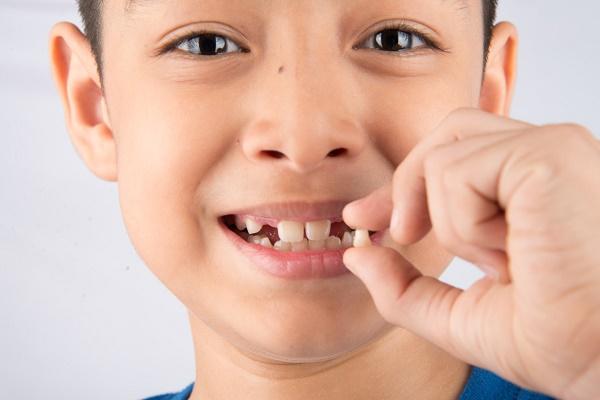 в каком возрасте и почему выпадают молочные зубы, что делать если новые коренные не растут, схема