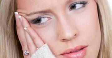 что делать если опухла щека и зуб мудрости растет со смещением, фото