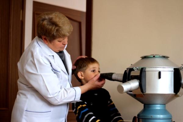терапия стоматита в клинике