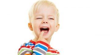 Лечение географического языка у ребенка