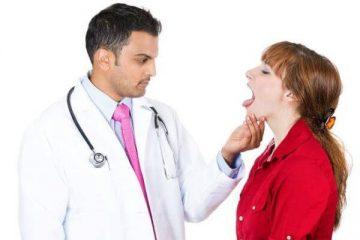 Причины макроглоссиии и методы лечения