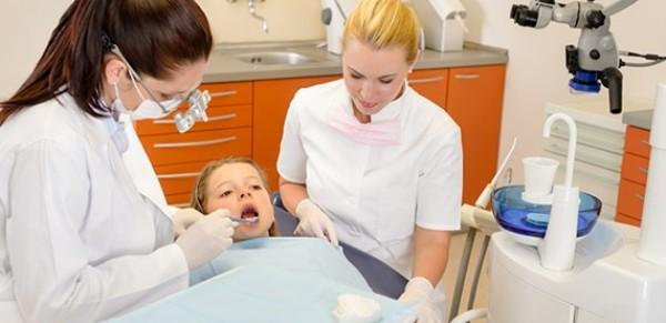 Серебрение молочных зубов цена