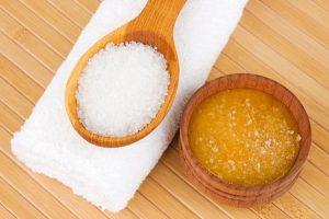 мед с морской солью от пародонтоза