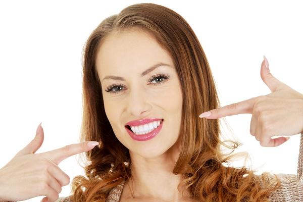 фото здоровых зубов и десен