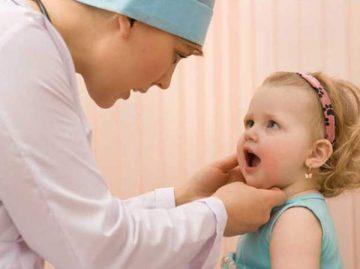 Лечение герпетического стоматита у детей народными средствами