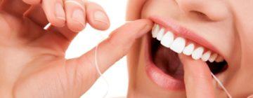 Как пользоваться зубной нитью и как часто можно применять