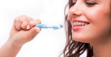 зубная щетка для брекетов: описание, виды, фото
