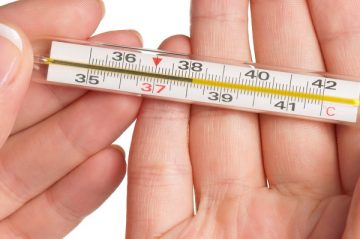 какая может быть максимальная температура при прорезывании зубов у грудного ребенка