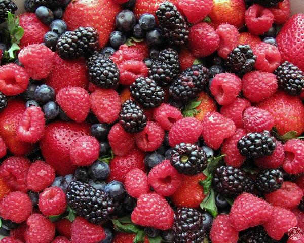диета, включающая употребление ягод
