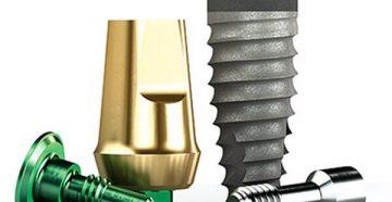 описание зубных имплантов Биогоризон