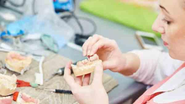 Съемные зубные протезы квадротти фото