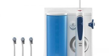 фото и описание ирригатора braun oral b professional care oxyjet md20