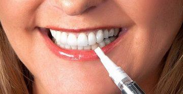 фото и описание карандаша для отбеливания зубов luxury white pro