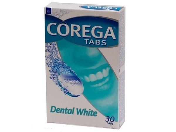 особенности действия таблеток для зубных протезов