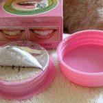 особенности применения зубной пасты из Тайланда для отбеливания зубов
