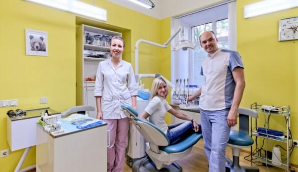 уровень стоматологической клиники