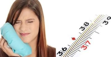 Почему повышается температура после удаления зуба