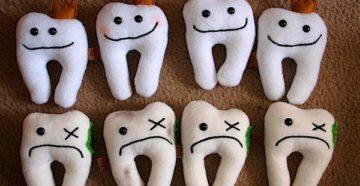 Тактики лечения некариозных поражений зубов